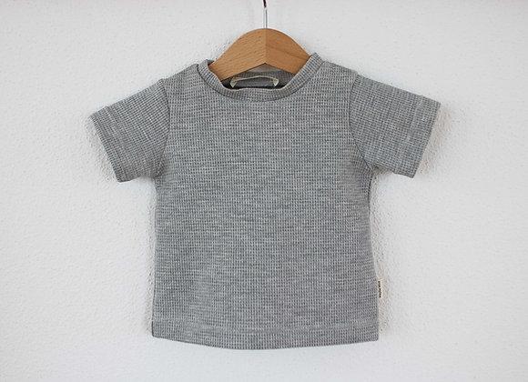"""T-Shirt """"Uni"""" (Grau)"""