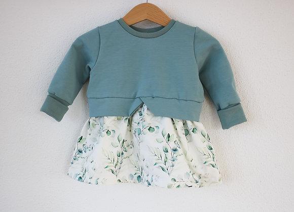 "Kleidchen ""Greenery"" (Meeresgrün)"