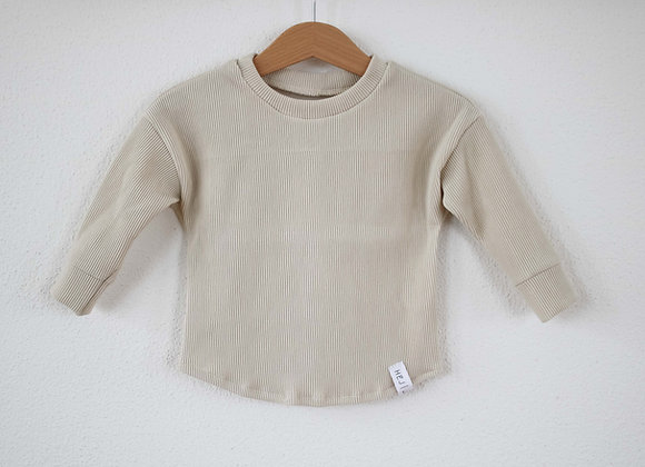"Sweater ""Ripp"" (Creme)"