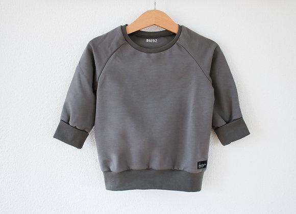 """Sweater """"Blanko"""" (Taupe Grau)"""