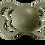 "Thumbnail: BIBS Schnuller ""Couture"" (Olive & Vanilla)"
