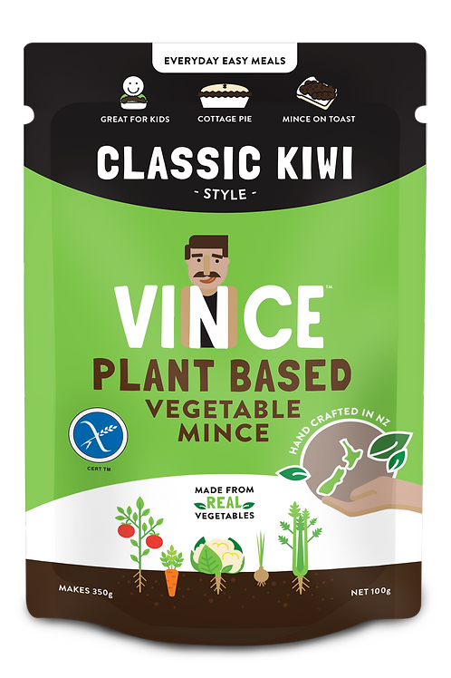 Vince - Classic Kiwi Style