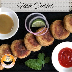 How to make fish cutlet/Fish cutlet/Fish cutlet recipe/Fish patties/Fish sandwich recipe/Picnic food