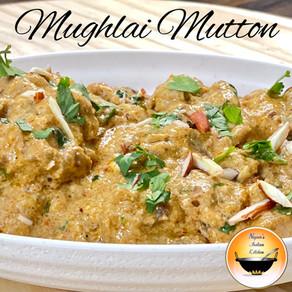 Mughlai Mutton Curry/Mughlai Mutton Korma/Eid Special/Ramzaan Mutton Recipes/Mutton curry recipe
