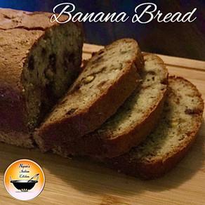 How to make Banana bread/Banana bread Recipe/Easy banana bread recipe/Homemade banana bread