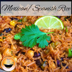 How to make Mexican rice/How to make Spanish rice/Mexican rice recipe/Spanish rice recipe