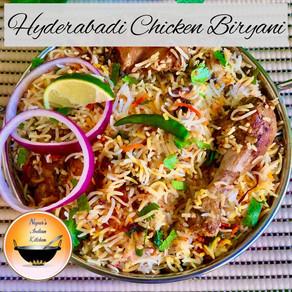 The Best Hyderabadi Chicken Biryani recipe restaurant style/Paradise Hyderabadi Chicken Dum Biryani