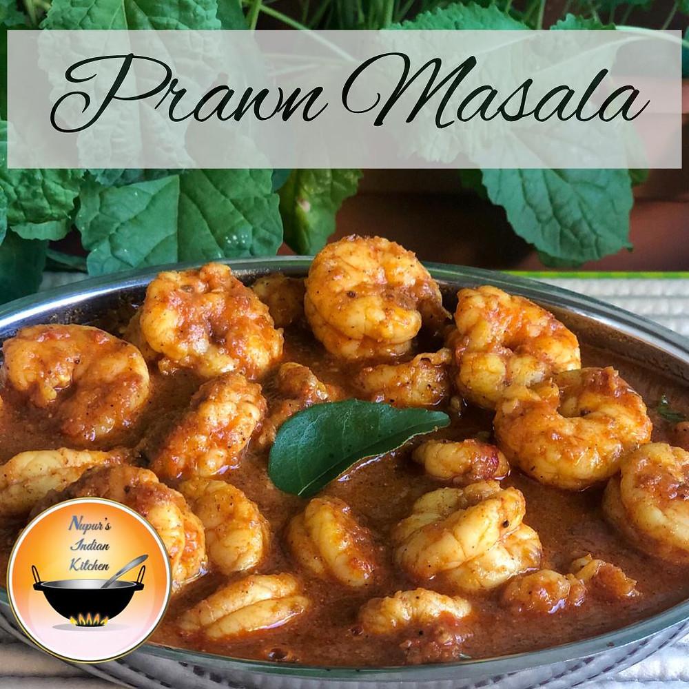 Prawn masala recipe/Shrimp masala/Prawn gravy/Shrimp gravy/Andhra Style Prawn Gravy/Royyala Pulusu