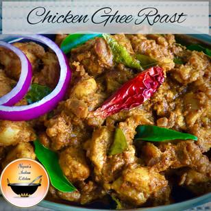 How to make chicken ghee roast/Chicken ghee roast recipe/Ghee roast/Mangalorean chicken ghee roast