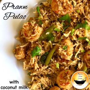 Prawn pulao/Shrimp pulao/Prawn pulao recipe/Shrimp pulao recipe/How to make prawn pulao/Prawn pulao