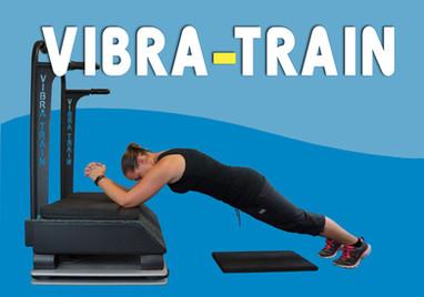 Vibra-Train core stregth position