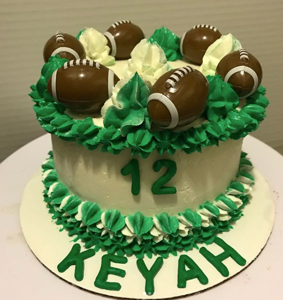 Birthday-Football