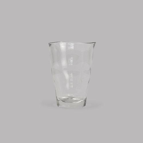 organic glass cup (tall)