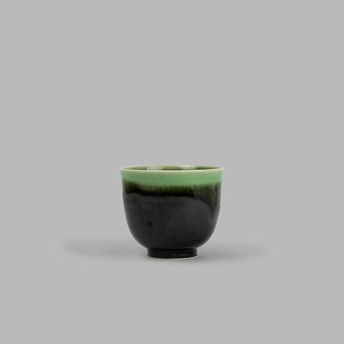 acid green drip teacup