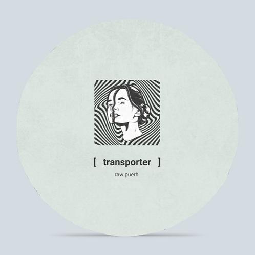 [transporter] raw puerh 50g cake