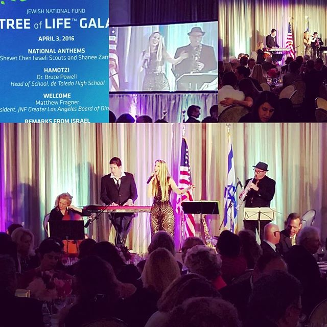#jnf #jewishnationalfund #losangeles #fourseasons _fourseasons #jewishlife #performance #JewishMusic