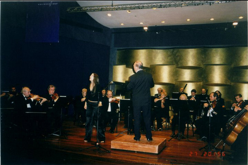Concert with the Israel Camry Orchestra