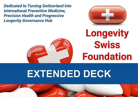Longevity Swiss Foundation Short Deck  (