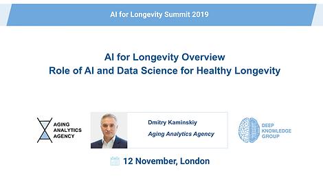 Dmitry Kaminskiy Presentation - AI for L