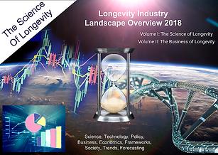 Longevity Industry Infographic Summary 2019