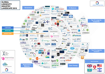 Global Longevity Industry Landscape 2018