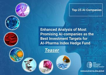 Enhanced analysis of most promosing AI c