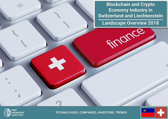 Blockchain in Switzerland Industry Overv