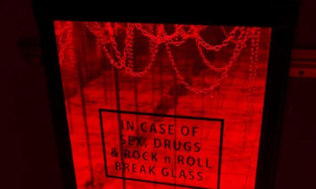 In Case of Sex Drugs Rock n' Roll