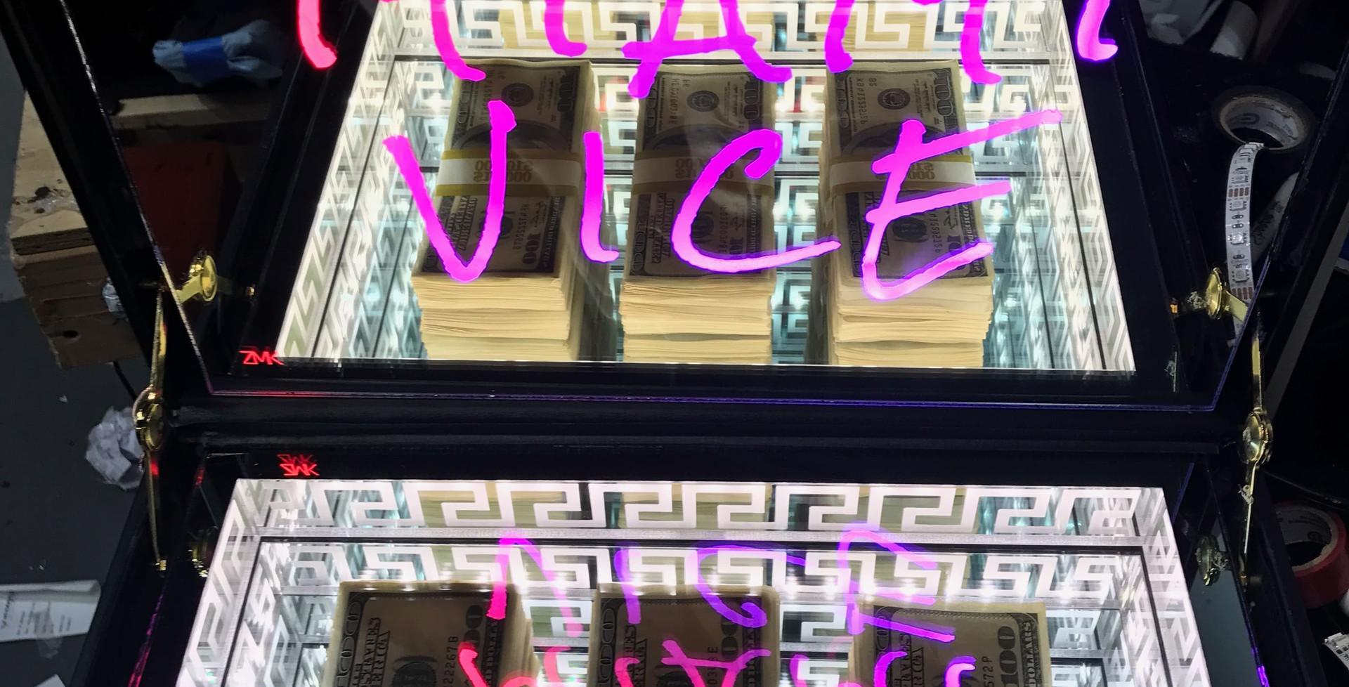 Miami Vice Top View