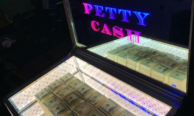 Petty Cash - Large