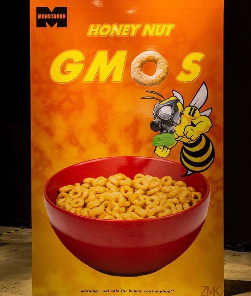 Honey Nut GMOs