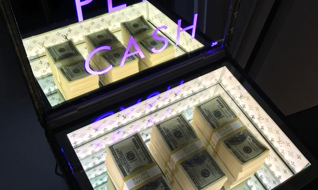 Petty Cash ZMK