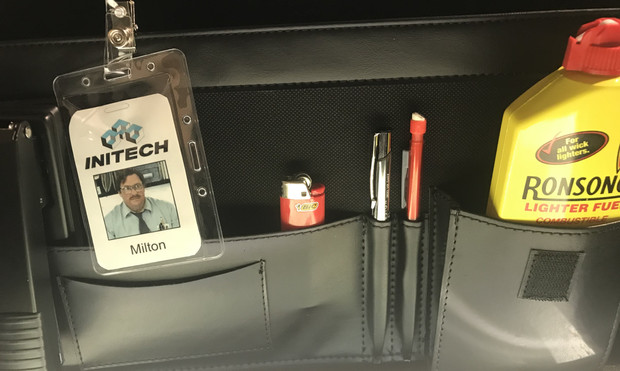 Milton's Briefcase