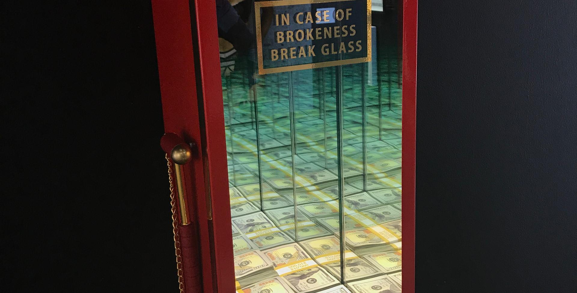 In Case of Brokeness