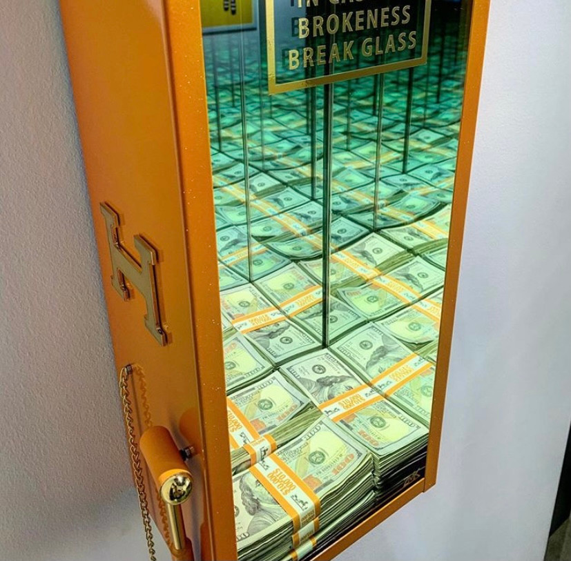 In Case of Brokeness - Hermes Edition