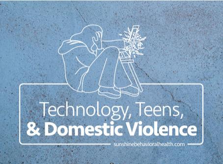 Technology, Teens & Domestic Violence