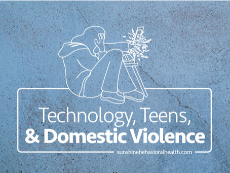 Technology, Teens & Domestic Violence