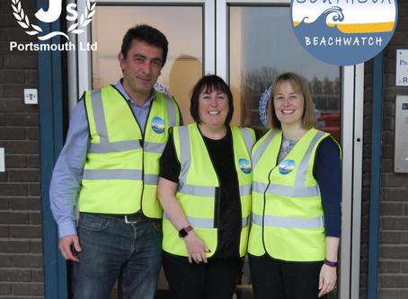 Thank you CJS Portsmouth Ltd!