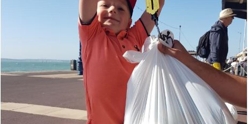Beach Clean & Litter Survey - CANCELLED