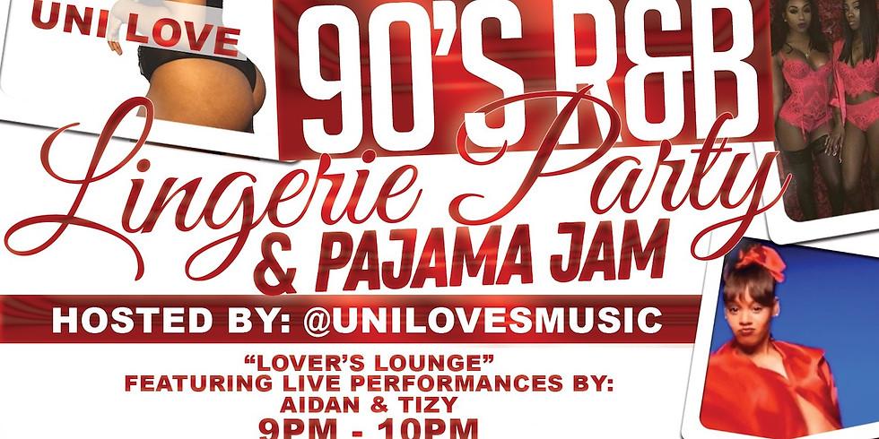 90s R&B Lingerie Party