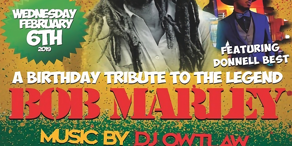 A BIRTHDAY TRIBUTE TO THE LEGEND BOB MARLEY