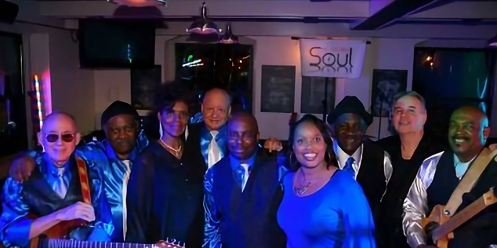 The Electric Soul Band and DJ-Nice
