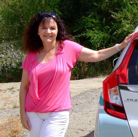 Pauline your companion driver at Cosy Car Palmerston North