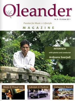 Oleander Magazine oktober 2011