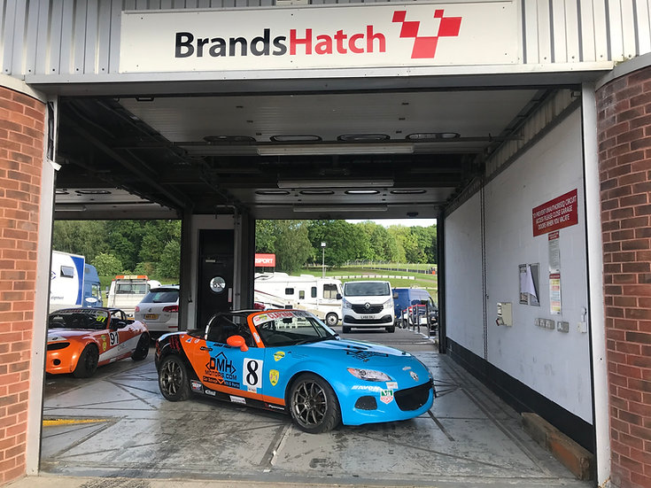 MX5 Supercup Track day South