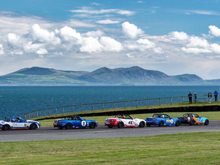 BLAKE-BALDWIN, HARDING & HILLS SHARE VICTORY SPOILS AT ANGLESEY