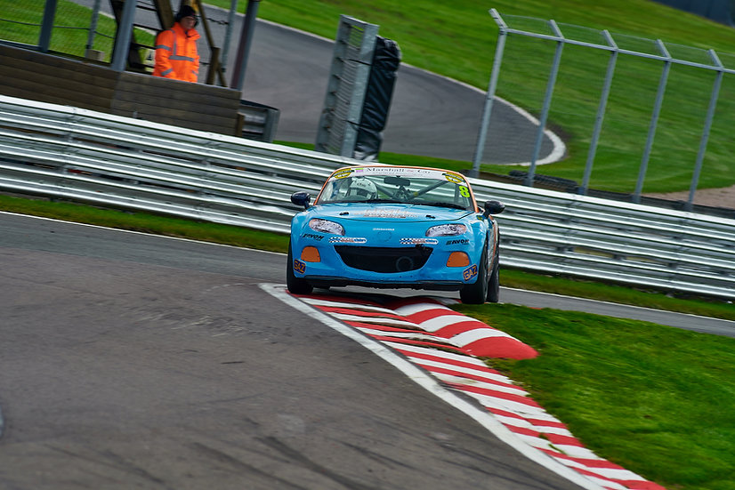 MX5 Supercup Track day North & Wales