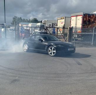 Mazda RX-8 Track Car