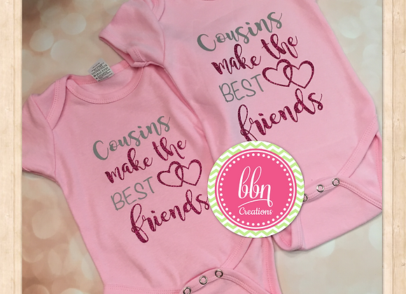 Personalized Baby One Piece