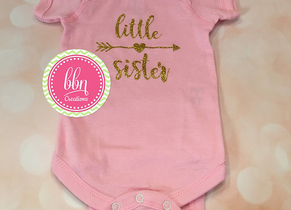 Baby One Piece with Personalization of Your Choice